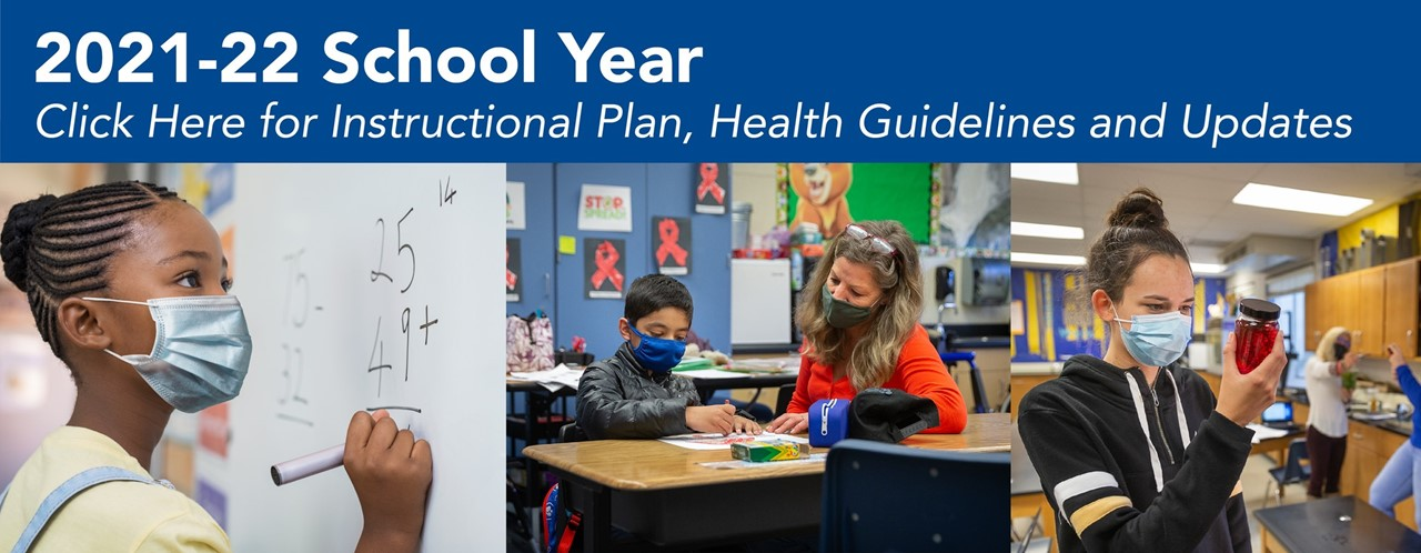 Health Guideline Banner 2021-2022